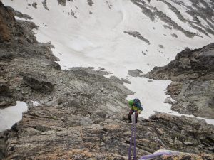 Alpinisme i crestes