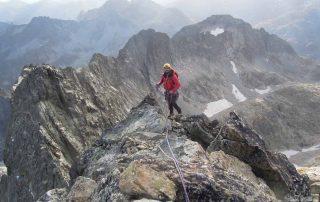 Sortida guiada, alpinisme i crestes