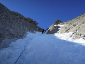 Escalada amb gel