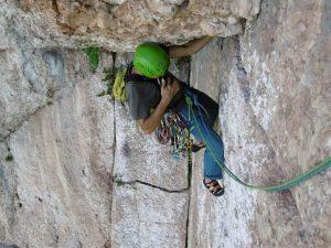 Escalada Clàssica a Montserrat