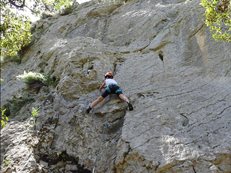 Bateig d'escalada