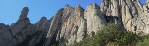 Guided Rock Climbing in Barcelona