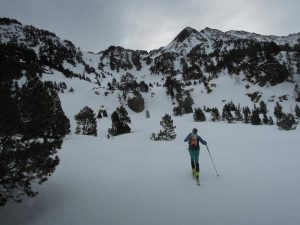 Sortida guiada esquí de muntanya