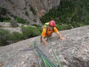 Guided Rock Climbing