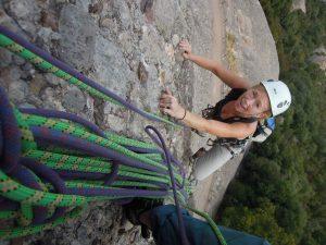 Montserrat Trad Climbing