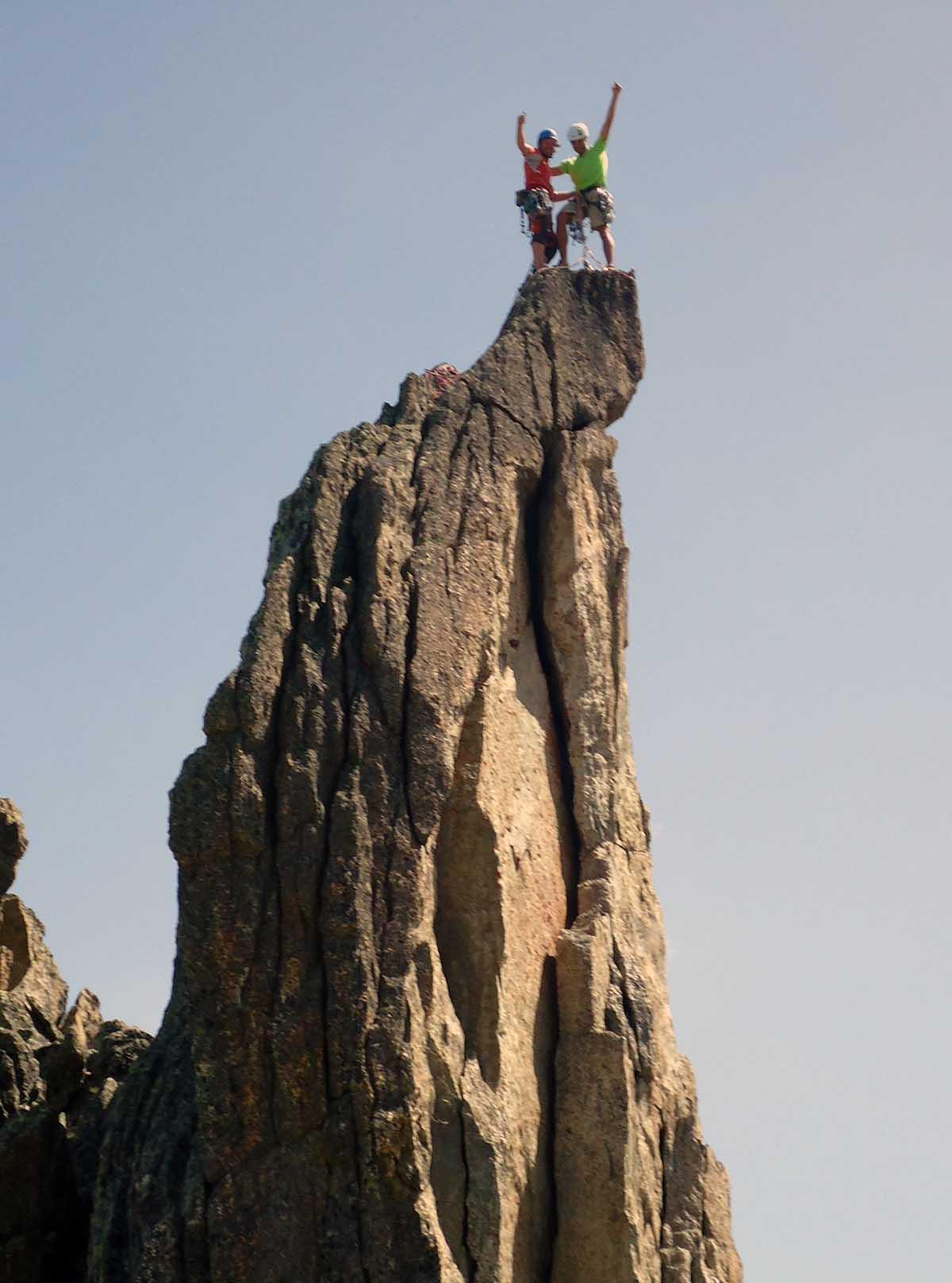 Escalada Alpina amb guia