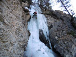 Escalada en gel