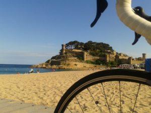 Bike in Costa Brava