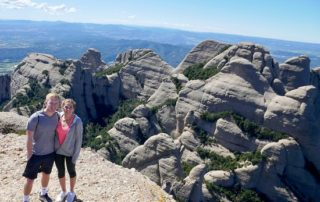 Guided Hiking Trips in Montserrat