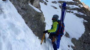 Alpinisme amb guia